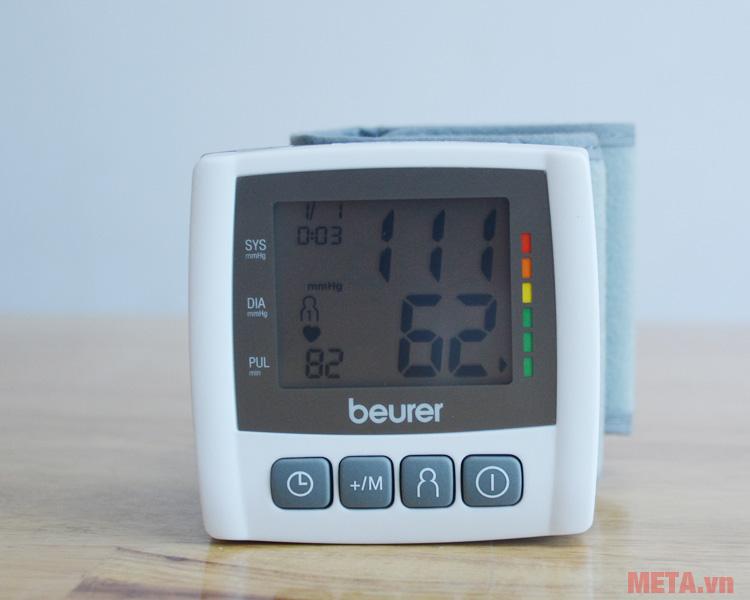 Hình ảnh máy đo huyết áp cổ tay Beurer BC30