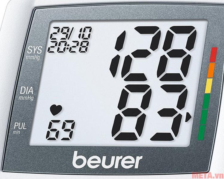 Máy đo huyết áp cổ tay Beurer BC30 đem đến kết quả nhanh chóng và chính xác