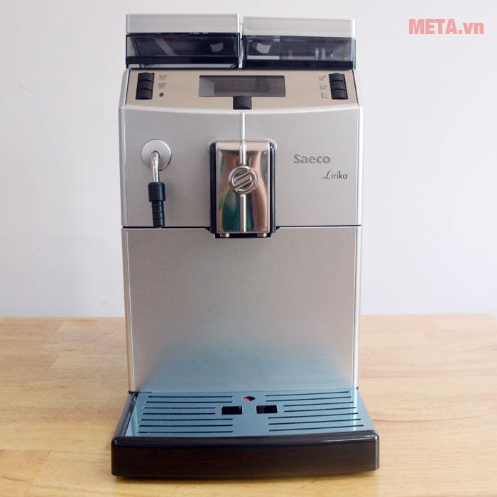 Máy pha cà phê tự động Saeco Lirika Plus RI9841-01