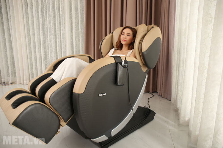 Hình ảnh ghế massage Tokuyo JC-3680