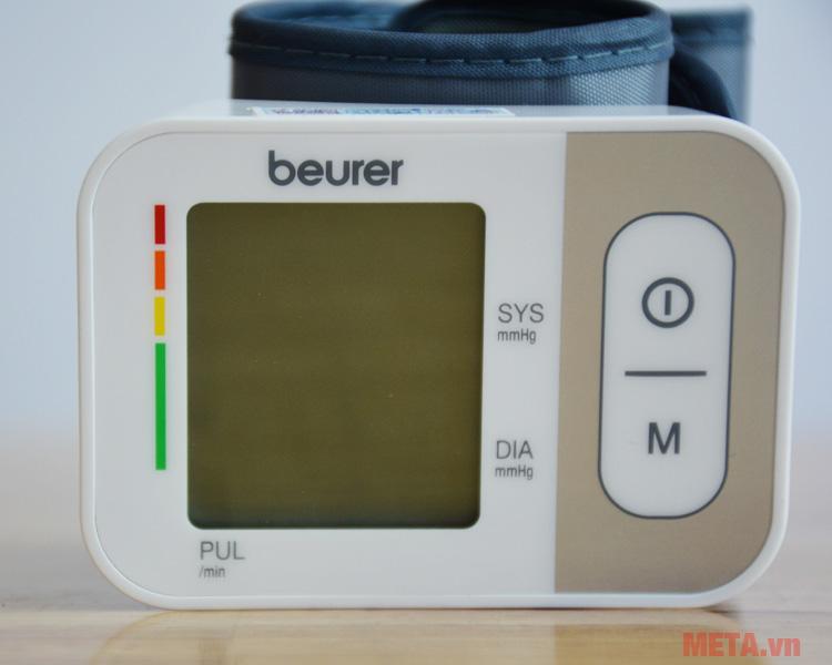 Máy đo huyết áp cổ tay Beurer BC28 khi không hoạt động