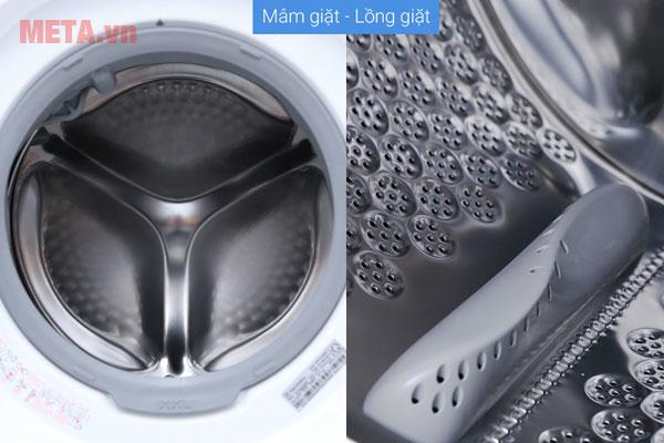 Lồng giặt thép không gỉ