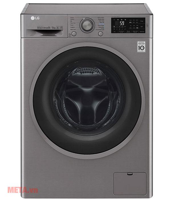 Máy giặt sấy lồng ngang LG inverter FC1409D4E