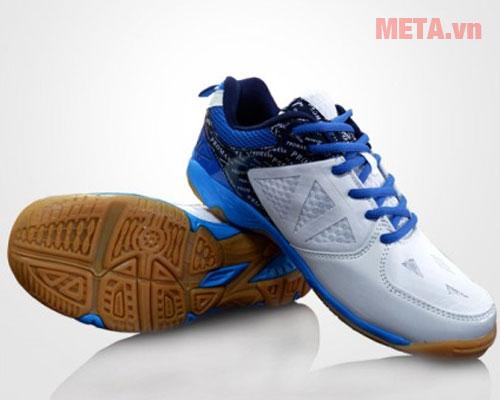 Giày cầu lông màu trắng xanh