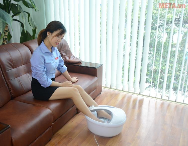 Bồn massage ngâm chân 7.3 lít