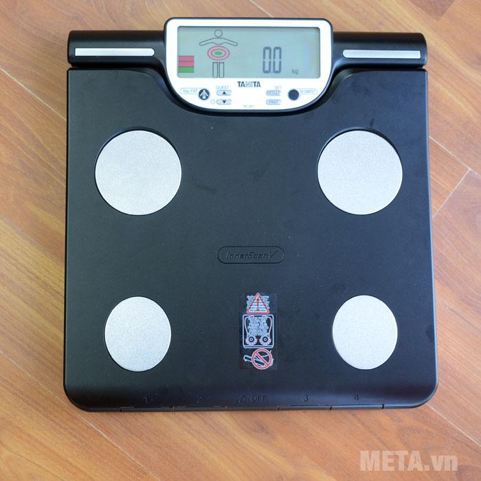 Cân sức khỏe và kiểm tra độ béo Tanita BC-601