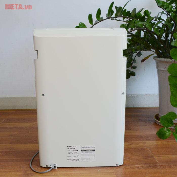 Thông tin về máy lọc không khí Sharp FU-A80EA-W