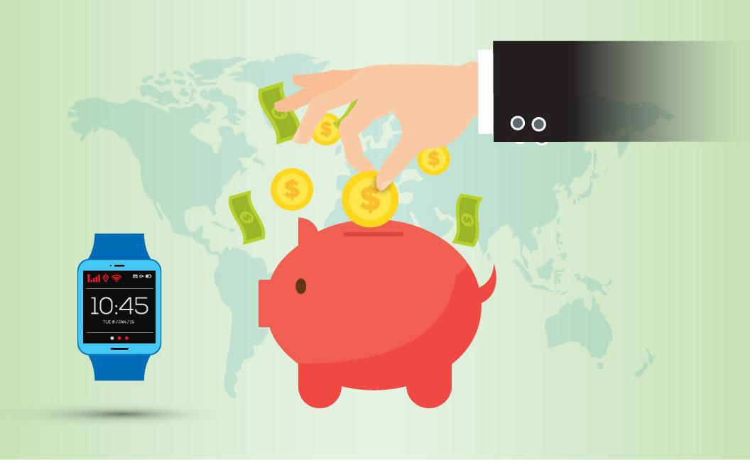 Đồng hồ định vị với cước 3G rẻ