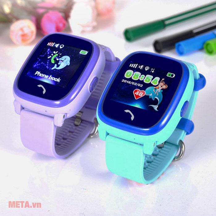 Đồng hồ định vị có thiết kế đẹp mắt