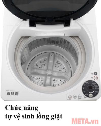 Lồng giặt của máy giặt