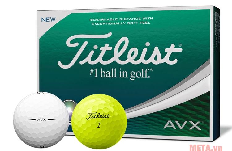 Bóng golf và các vật dụng liên quan