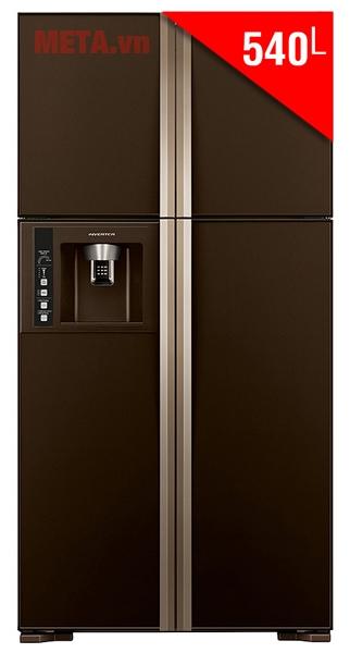 Tủ lạnh Hitachi 540 lít R-W660FPGV3X