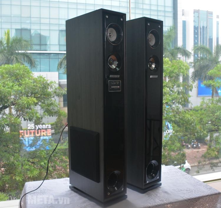 Loa karaoke thiết kế dạng loa thùng