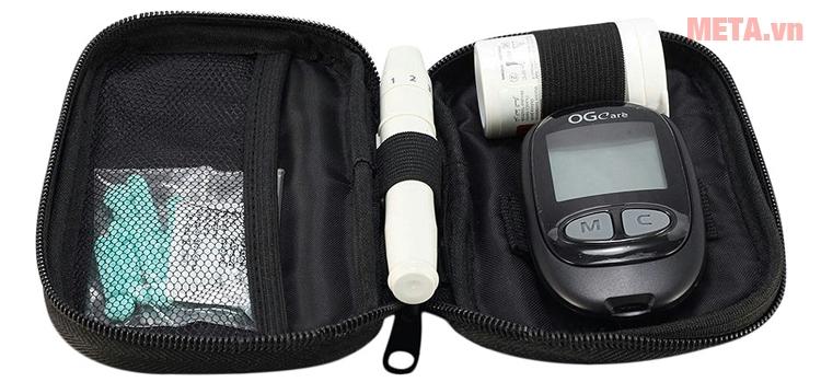 Phụ kiện máy đo đường huyết