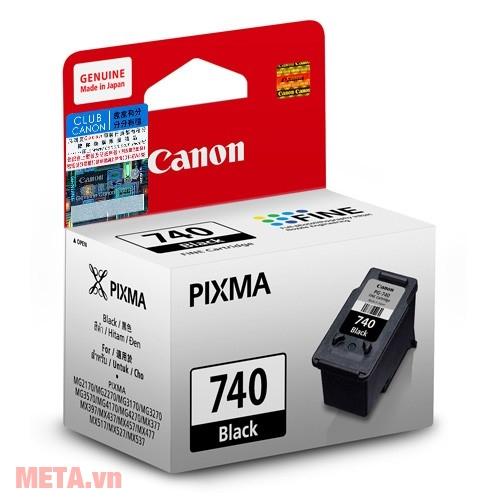 Mực in Canon PG740