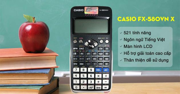 Casio FX-580VN X