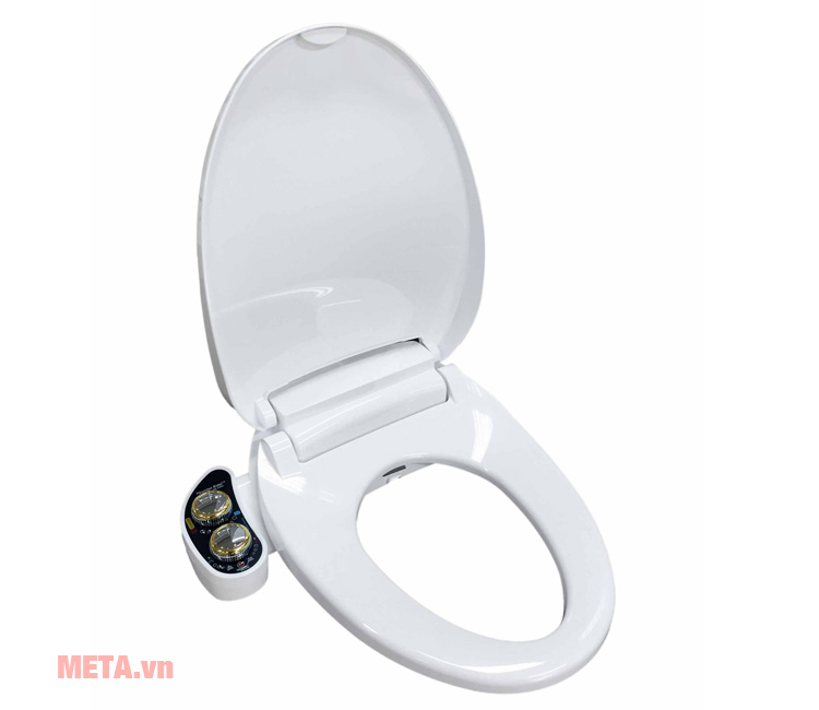 Thiết bị vệ sinh Hyundae Bidet 2 vòi phun HB-9200 vô cùng tiện lợi