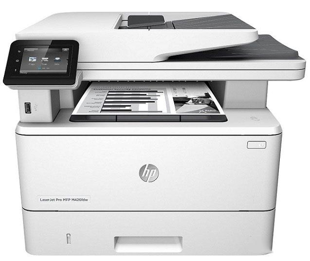 Máy in Laser không dây đa chức năng HP LaserJet Pro MFP M426FDW