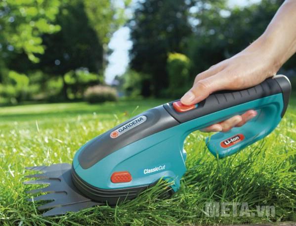 Hình ảnh máy cắt cỏ cầm tay