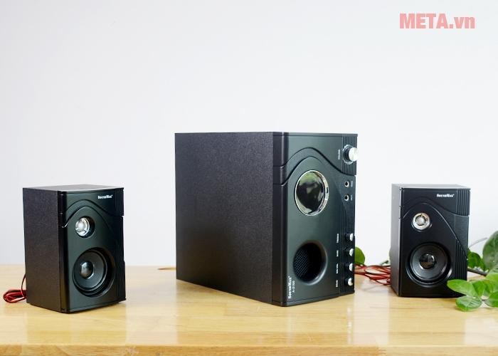 Hình ảnh bộ loa Soundmax A 2100/2.1
