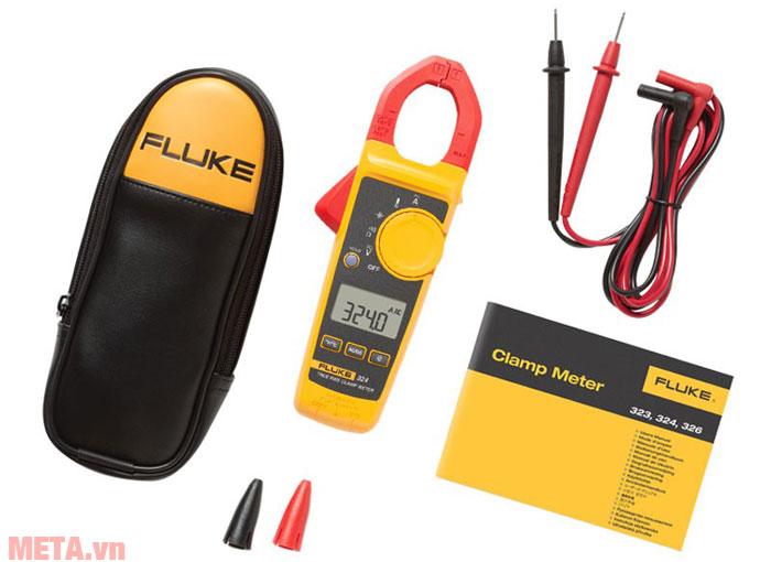 Ampe kìm đo điện áp