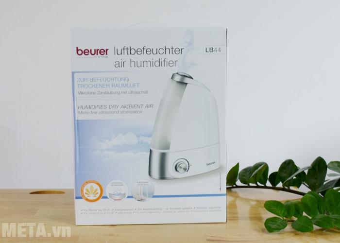 Hộp đựng máy tạo độ ẩm không khí Beurer LB44