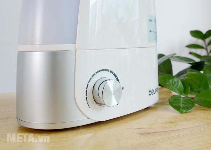 Núm vặn dễ dàng điều chỉnh tốc độ phun hơi nước