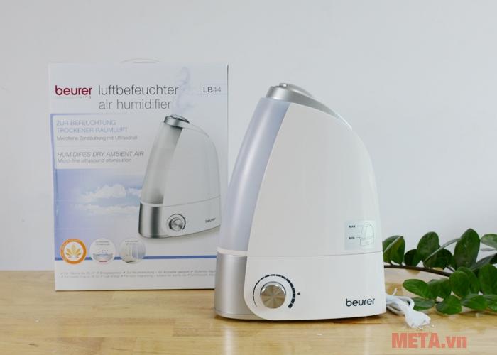 Hình ảnh máy tạo độ ẩm không khí Beurer LB44