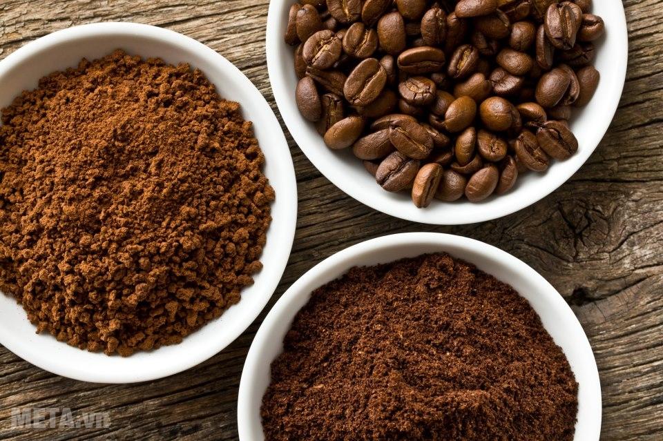 Những lưu ý khi xay cà phê hạt