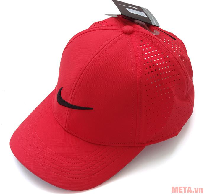 Mũ golf Nike Legacy 91 Perforated 856831 màu đỏ