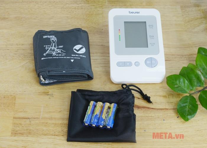 Bộ sản phẩm máy đo huyết áp BM26