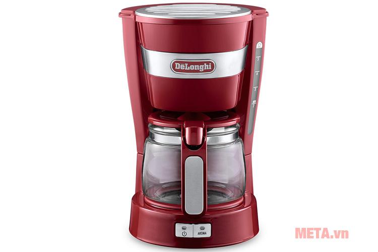 Máy pha cà phê Drip Delonghi ICM14011.R