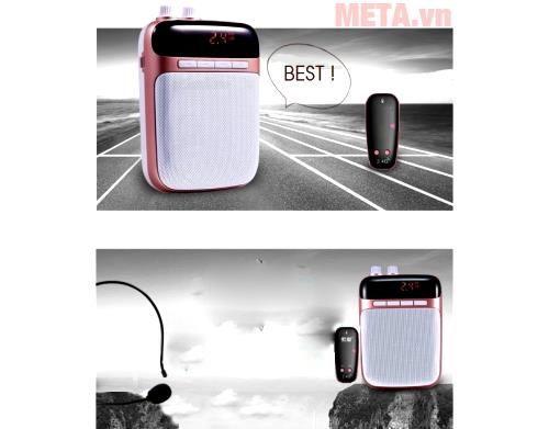 Máy trợ giảng Mega S518 có kết nối bluetooth