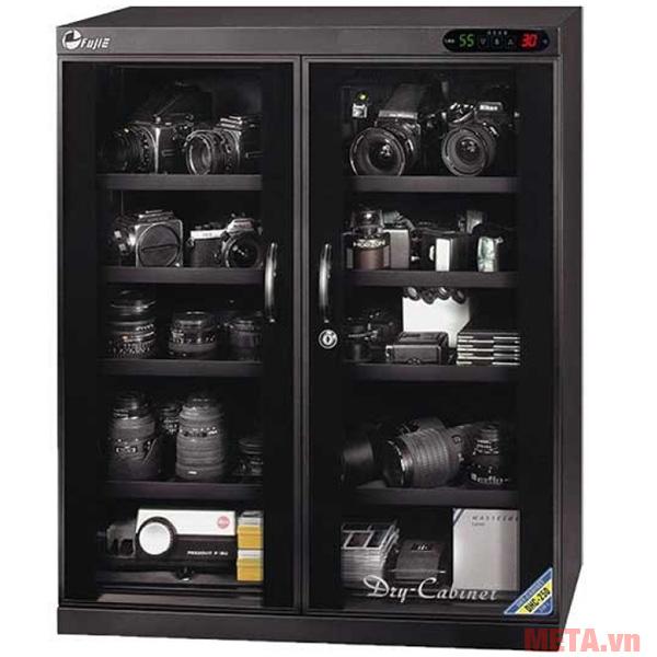 Hình ảnh tủ chống ẩm FujiE DHC250 (250 lít)