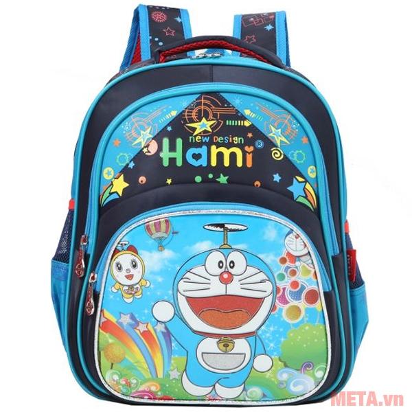 Balo cấp 1 Hami BL288AM_DOR có thiết kế đáng yêu