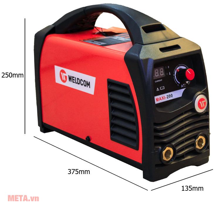Weldcom Maxi 200