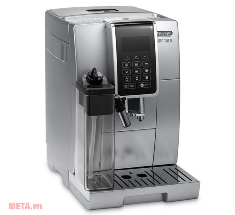Máy pha cà phê có bình đựng sữa