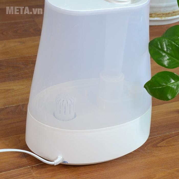 Bình chứa nước với dung tích 4.5L