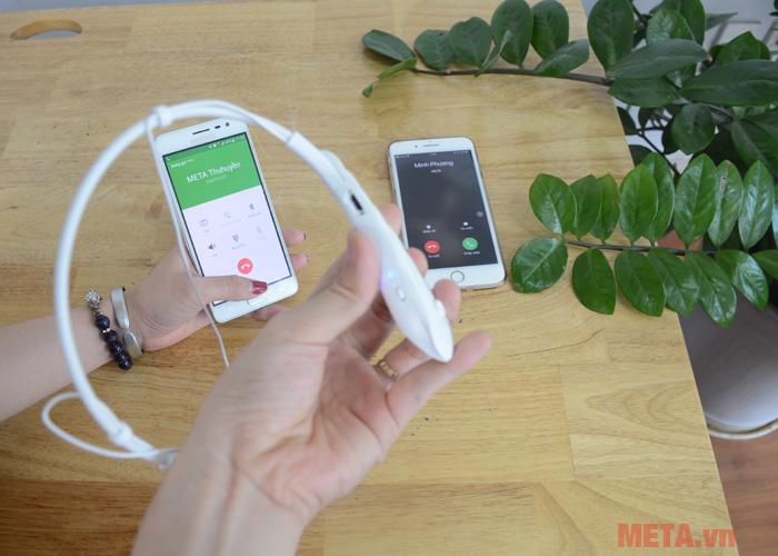 Kết nối 2 điện thoại