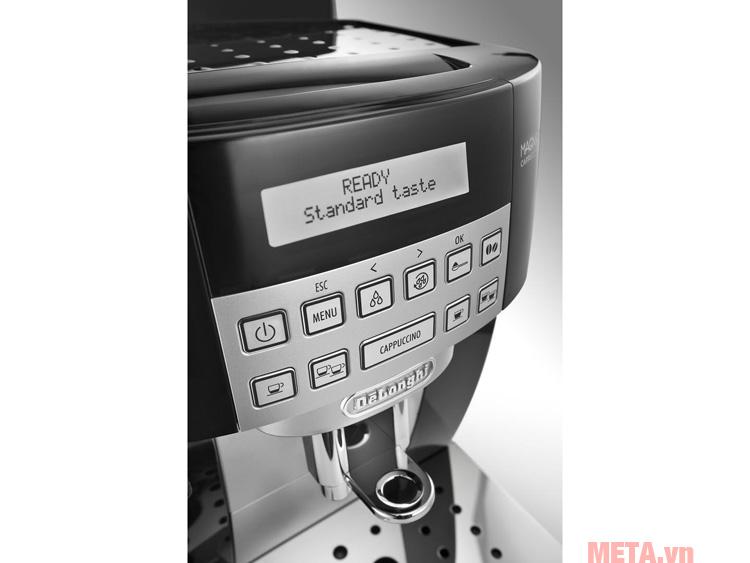 Máy pha cà phê tự động dễ sử dụng