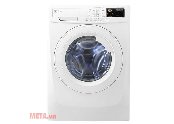 Máy giặt cửa trước Electrolux có màu trắng trang nhã