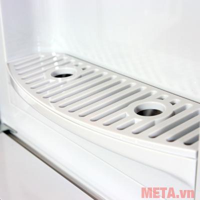 Khay chứa nước thải tiện lợi cho người dùng