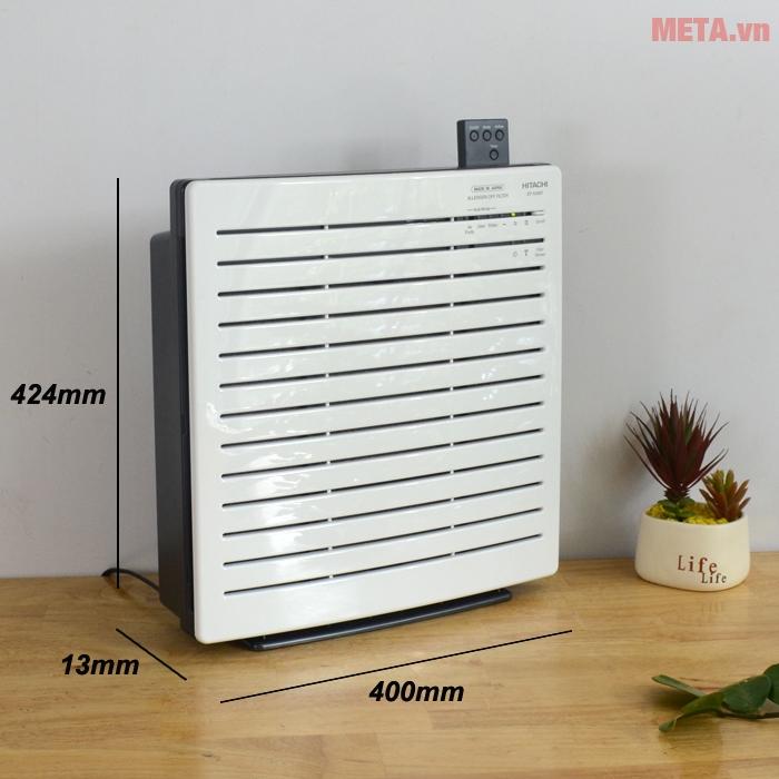 Kích thước máy lọc không khí Hitachi EP-A3000