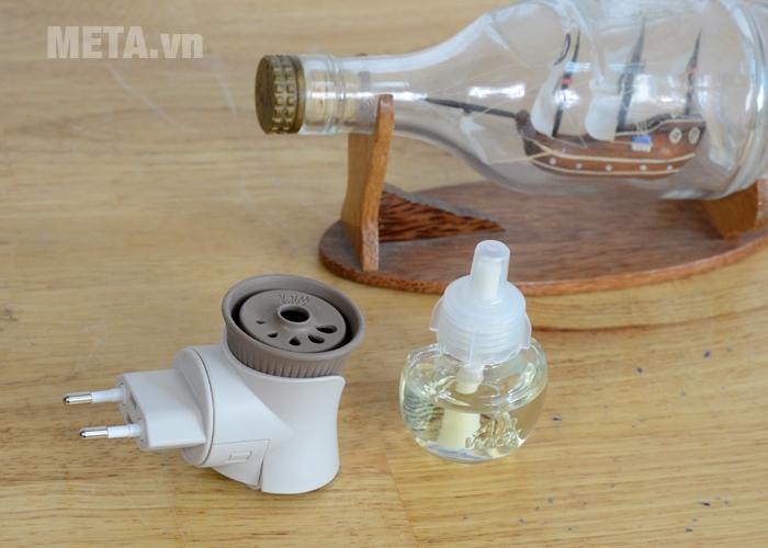 Hình ảnh bộ tinh dầu cắm điện Airwick Aroma Oil Diffuser