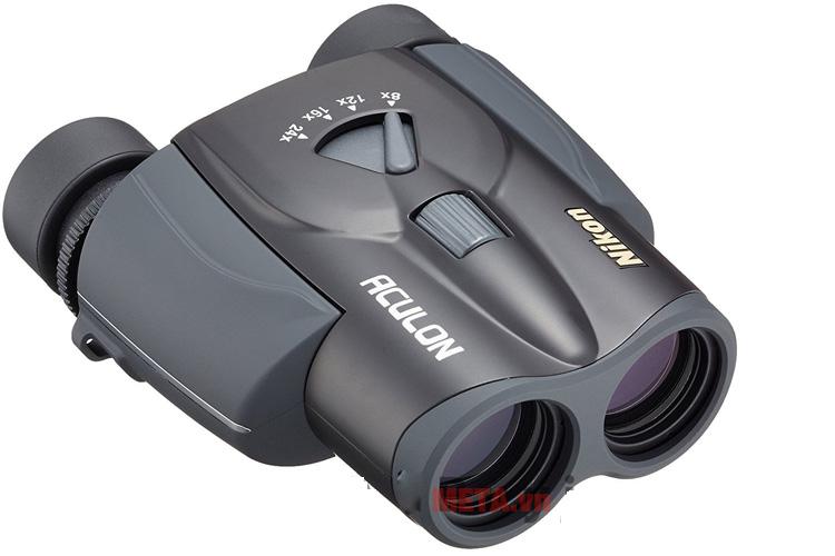 Hình ảnh ống nhòm Nikon Binoculars Aculon T11 8-24 x 25
