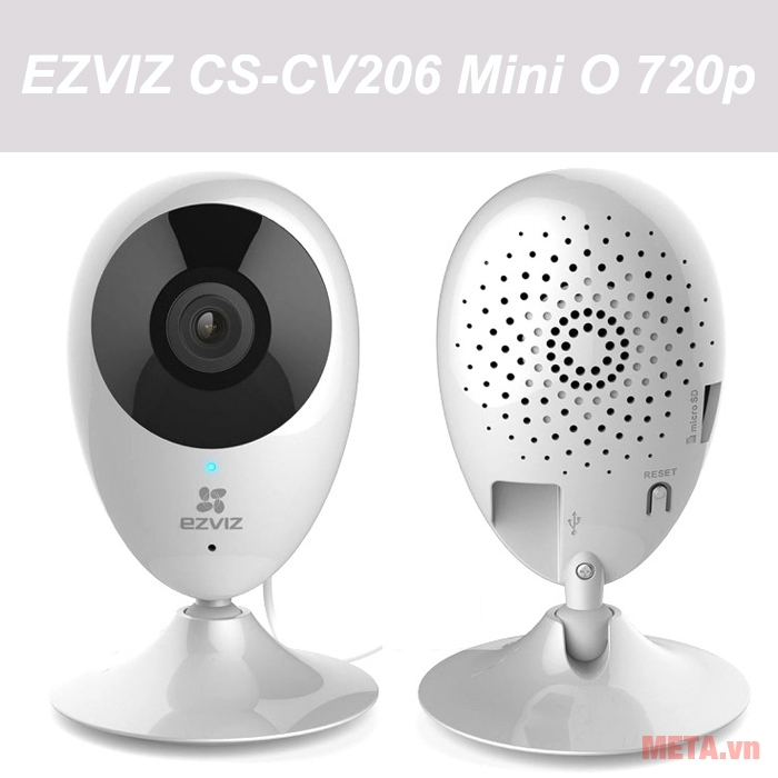 Camera wifi đa năng EZVIZ CS-CV206 Mini O 720p
