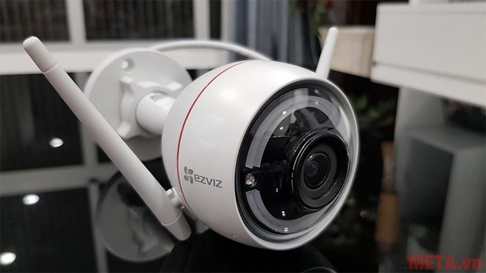 Camera Ezviz cho hình ảnh rõ nét ngay cả trong đêm tối