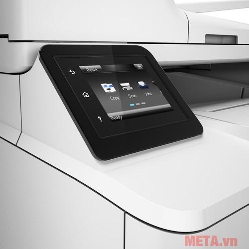Máy in laser có màn hình LCD