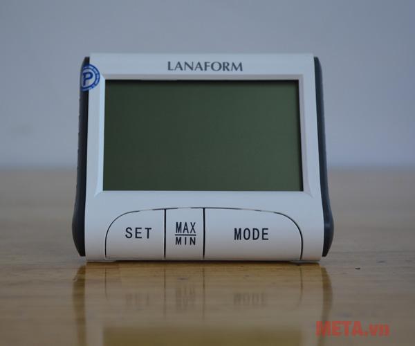 Máy đo độ ẩm Lanaform LA120701 có thiết kế nhỏ gọn