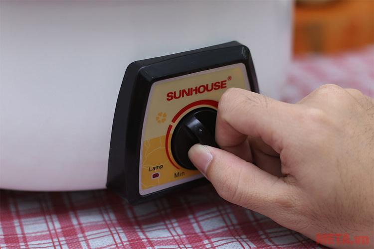 Người dùng dễ dàng điều chỉnh nhiệt độ